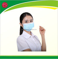 Hot China New Products Wholesale Nonwoven Disposable 3 Ply Face Mask/Surgical Face Mask/Medical Face Mask