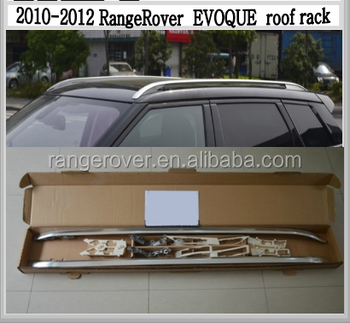 2010-2012 roor rack for range-rove evoque