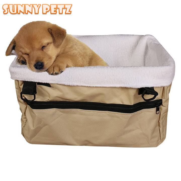 Pet Seat Car Travel Dog Basket