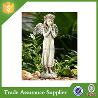Buy Souvenir gifts small resin angel statue for girl in China on ...