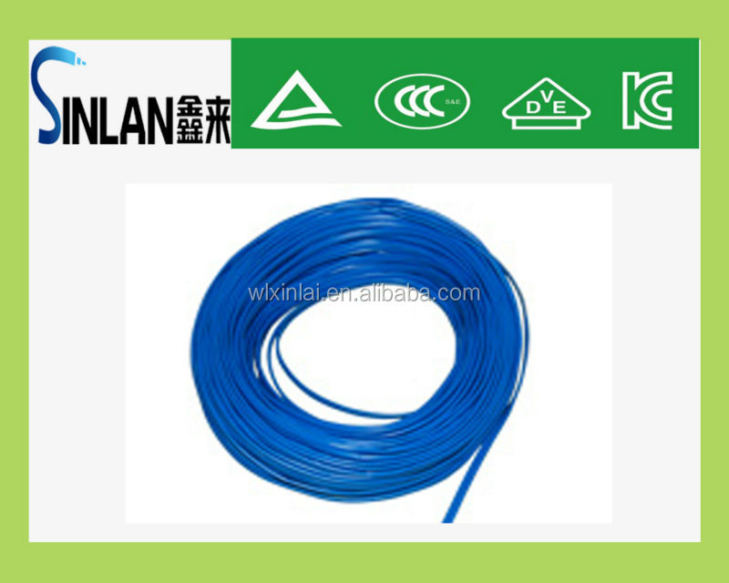 Electrical wire flat pvc&rubber cable power cable