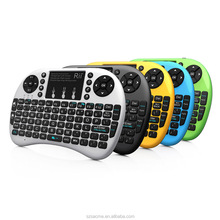 Rii Mini i8 2.4g Wireless Mini Backlit Keyboard with Touchpad For Smart TV
