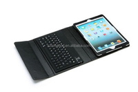 Removeable Bluetooth Keyboard Wireless Leather Case Cover Stand for iPad Air 5th