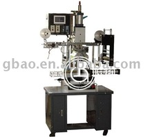Heat Transfer Machine For Round & Flat Products