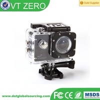 Different Color Popular Mini Video HD 1080P Wifi Sports Camera SJ4000