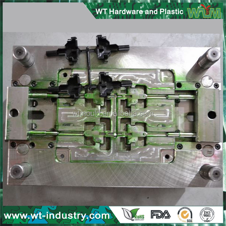 Exported design 3 plate mold structure plastic injection mould