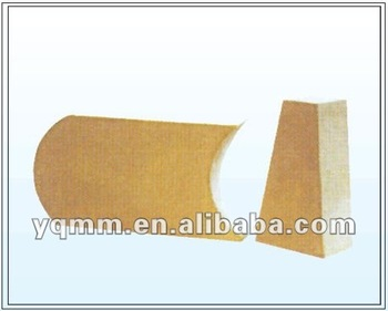 Refractory bricks for ladle
