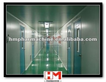 Gmp Clean Room Design And Construction View Clean Room