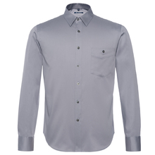 fashion cotton-linen men shirt