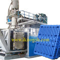 plastic pallets for brick block making machine