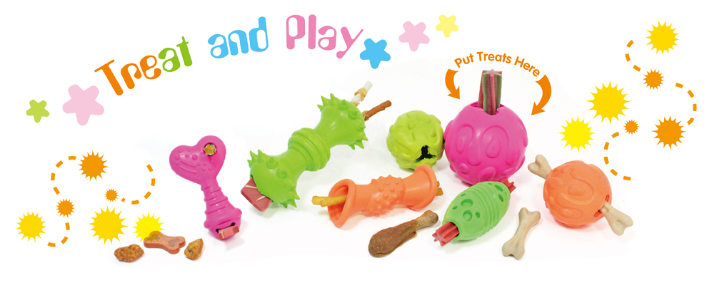China Pet Toy Factory Treat And Play Rubber Chew Dog Toy Natural Rubber Dog Toy