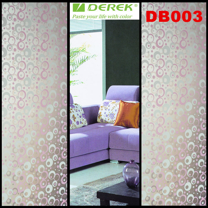 Derek top quality home window tinting film for table