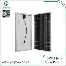 High efficiency 150W mono cell solar panel foldable