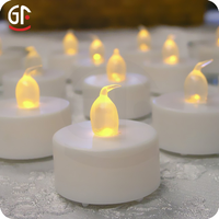 Craft Manufacture Economic White Soft Led Candle Lamp Bulb