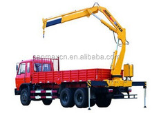 SQ5ZK3Q, 5t truck mounted crane, 3-section knuckle boom