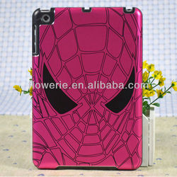 FL689 2013 Guangzhou STOCK market Aluminum alloy Hard case for ipad mini, design cover Case For iPad Mini