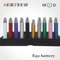 HOT new product E cig Variable Voltage Ego c Twist/lcd/led/Ego Battery 650/900/1100mah
