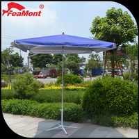 High Quality Promotional Garden Rectangular Umbrella,square beach umbrella