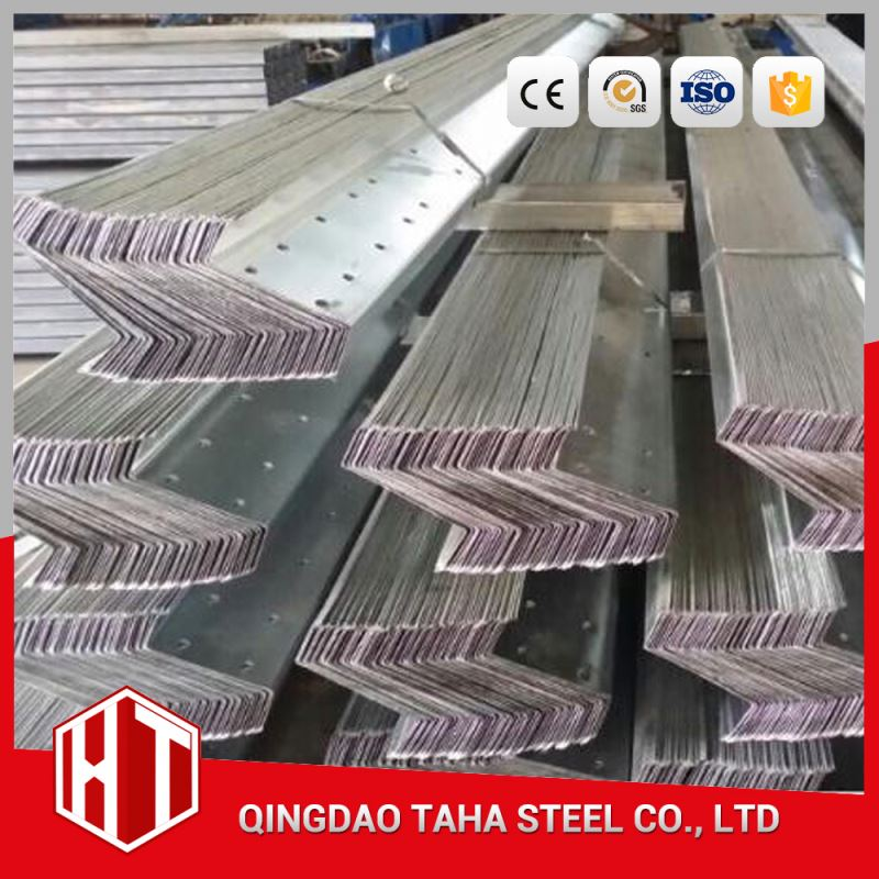Galvanized Light Steel Z Purlins Dimensions