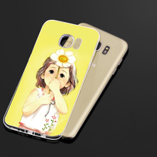 support L/C Free sample cartoon logo design Phone case for samsung j5 top selling product for samsung