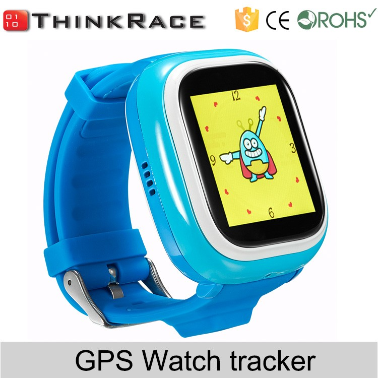 New GPS watch with tracker platform gps tracking gps speed sensors