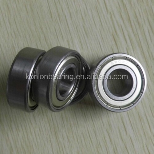 motorcycle spare parts high speed ball bearing 6201ZZ 6202ZZ 6203ZZ 6301ZZ 6302ZZ/RS bearing