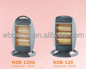 2200w new heating element carbon crystal silicon electric heater tube Halogen or Quarte electrical Heater CE
