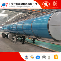 CHINA Quality LNG Tanker Trailer Oil