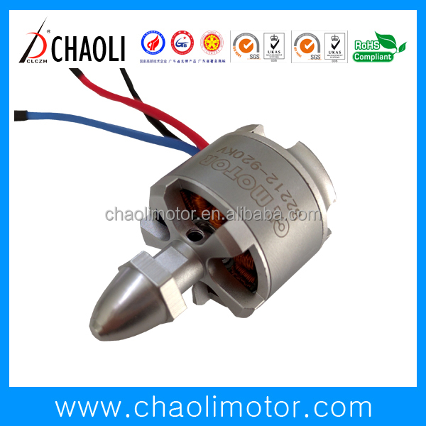 22mm 28mm CL-WS2824W(B2212-920KV) stator rotating brushless DC motor for 4 or 6 axis aircraft and multi rotor aircraft-chaoli