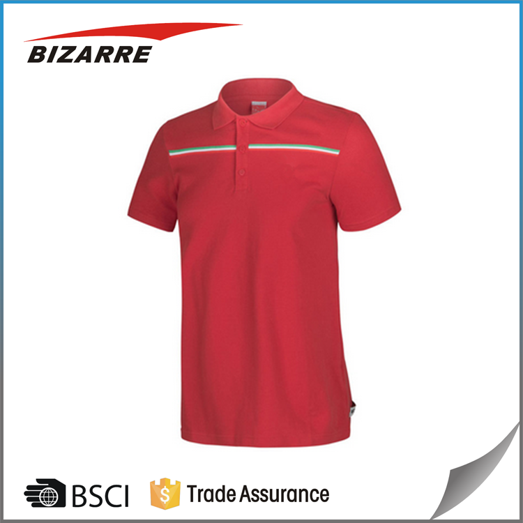 Cheap tailored collar dye sublimation polo shirt