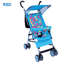 High end landscape 3 in 1 foldable baby stroller with suspension tyre/multi-function folding pram for baby/folding baby stroller