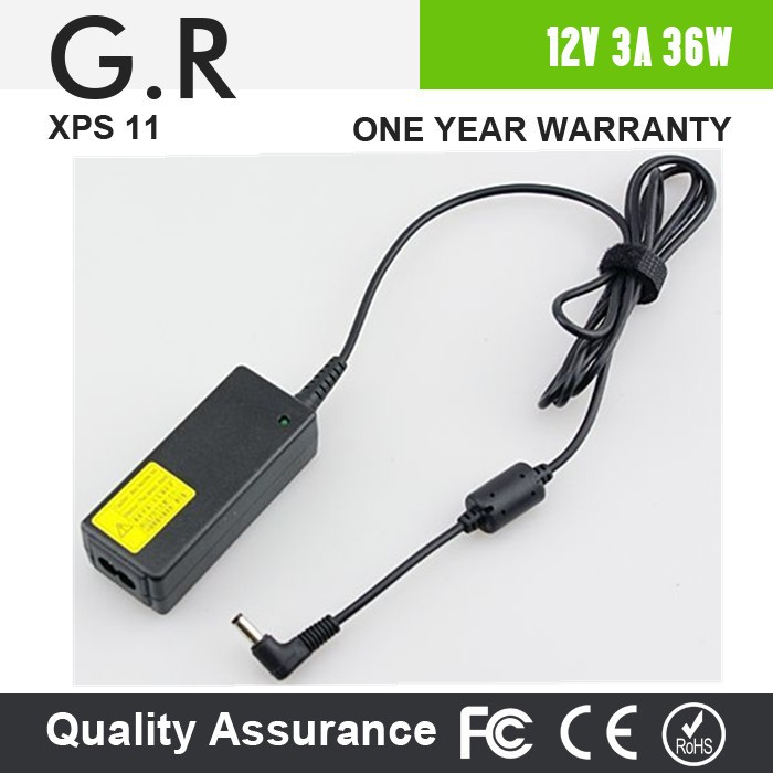 12V 3A AC Adapter Charger for Asus Eee PC EXA0801XA ADP-36EH C Power Supply PSU