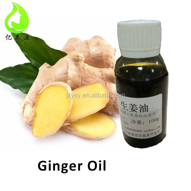 Chinese Natural Fresh Ginger Root Extract 100% Pure Nature Plant Oils Drugs Cosmetics Food Material