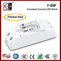 KEGU 6W 300mA Constant Current Isolated LED driver TUV approved