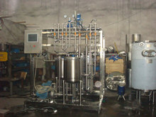 Plate Type HTST Pasteurization Machine