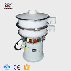 China manufacturer design food grade vibrating screen vibration sieve sifter machine for fine powder