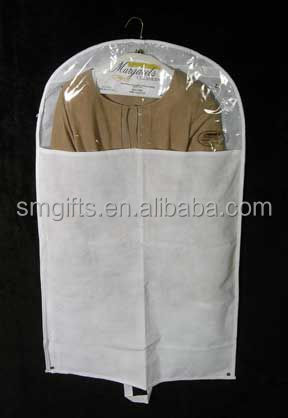 cheap travel foldable non woven garment bag wholesale/nonwoven suit bag