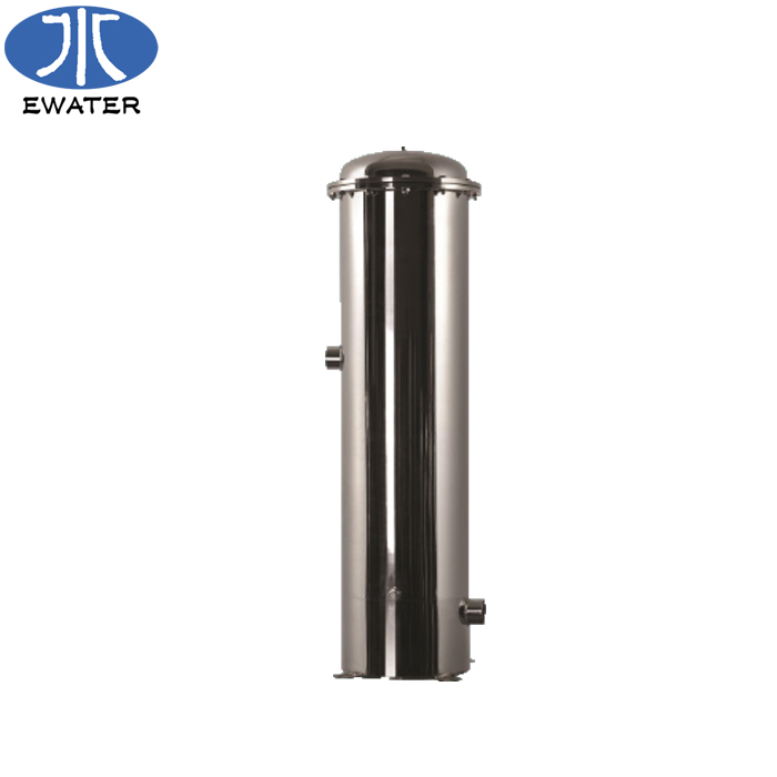 Industry20inch SS304 stainless steel cartridge filter housing for liquid <strong>filtration</strong> BN1-W5L2