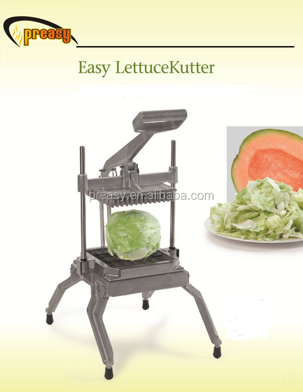 2015 new product vegetable slicer fruit slicer lettuce kutter cutter easy slicer NSF list food safe