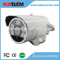 Kendom Alarm Siren Camera IP with Waterproof High Quality IP Camera Outdoor CCTV Security Camera