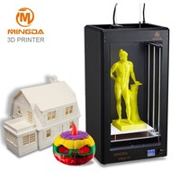 Hot selling made in china printer , MINGDA made in china 3d printer supplies to America Europe
