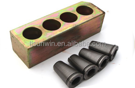 High Quality Prestressed Concrete Post Tensioning Anchor,Tensioning Flat Work Anchorage Bolt