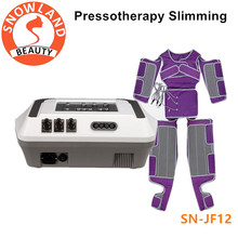 Professional Infrared Slimming Detox Massage Air Pressure Pressotherapy Lymphatic Drainage Machine