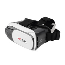 VR BOX II 2.0 Version VR Virtual Reality 3D Glasses For 3.5 - 6.0 inch Smart phone and Bluetooth Controller 1.0