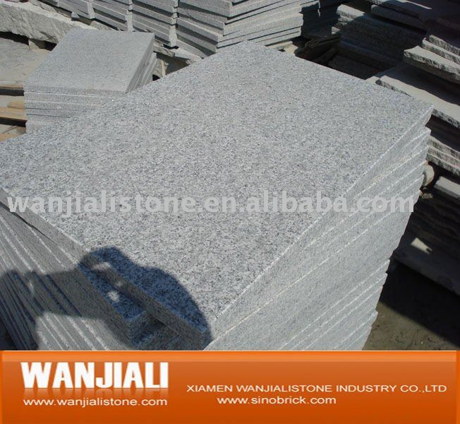 Grey Natural Granite Foor Paving Stone