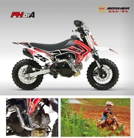 BSE 2016 new designs 4 stroke 50cc pit bike