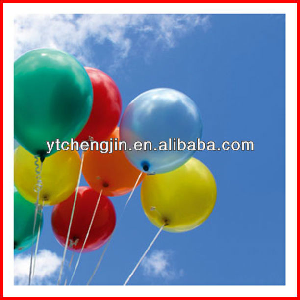 Top quality factory direct offer for latex free balloons