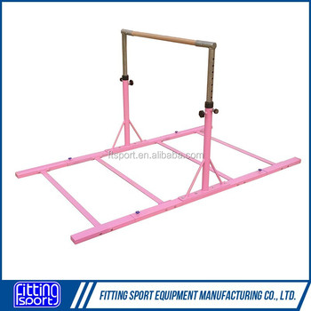 Kids Gymnastic Junior training High Bar for home and gym use(various color)