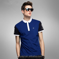 Men's promotion polo ,fashion polo t shirt ,new polo for the business men wholesale China