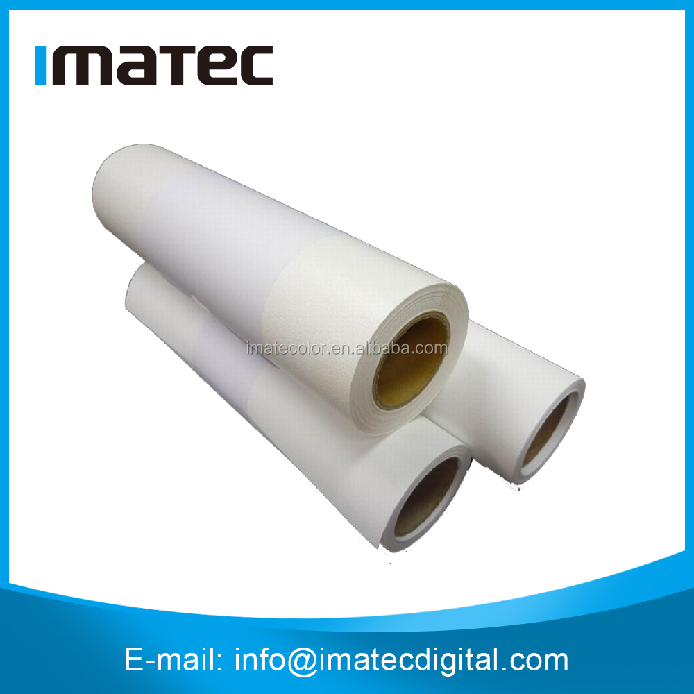 420Gram Matte Digital Printing Canvas Fabric Roll, Inkjet printing cotton canvas
